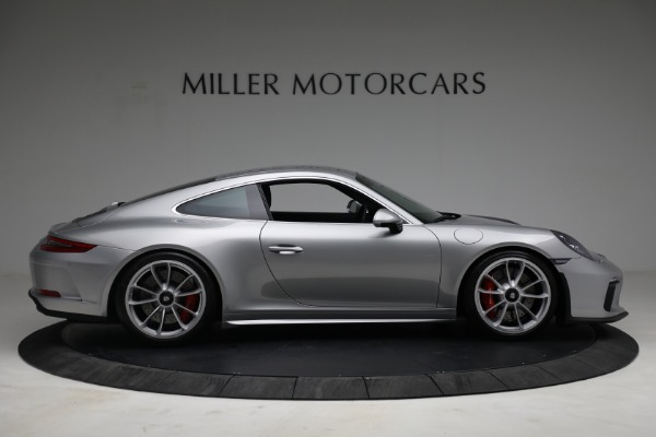 Used 2018 Porsche 911 GT3 Touring for sale Sold at Pagani of Greenwich in Greenwich CT 06830 9