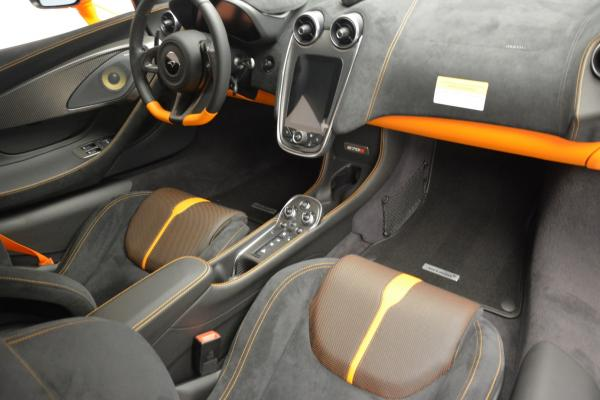 Used 2016 McLaren 570S for sale Sold at Pagani of Greenwich in Greenwich CT 06830 17