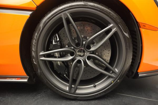 Used 2016 McLaren 570S for sale Sold at Pagani of Greenwich in Greenwich CT 06830 20