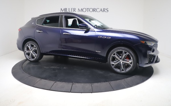 New 2021 Maserati Levante GranSport for sale Call for price at Pagani of Greenwich in Greenwich CT 06830 10