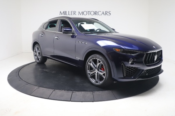 New 2021 Maserati Levante GranSport for sale Call for price at Pagani of Greenwich in Greenwich CT 06830 11