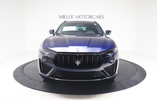 New 2021 Maserati Levante GranSport for sale Call for price at Pagani of Greenwich in Greenwich CT 06830 12