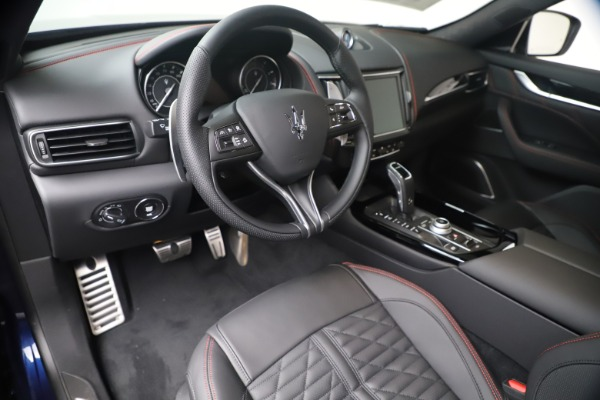 New 2021 Maserati Levante GranSport for sale Call for price at Pagani of Greenwich in Greenwich CT 06830 13