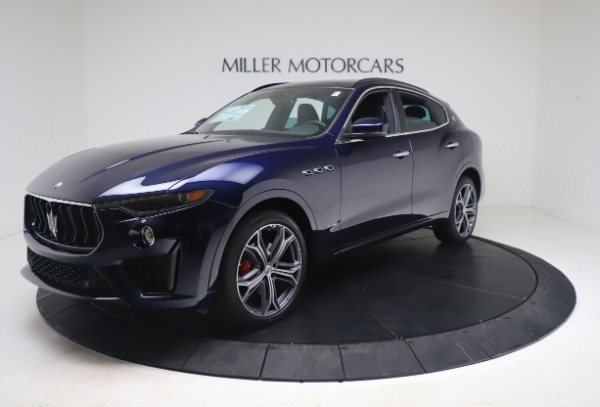 New 2021 Maserati Levante GranSport for sale Call for price at Pagani of Greenwich in Greenwich CT 06830 2