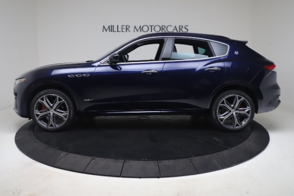 New 2021 Maserati Levante GranSport for sale Call for price at Pagani of Greenwich in Greenwich CT 06830 3