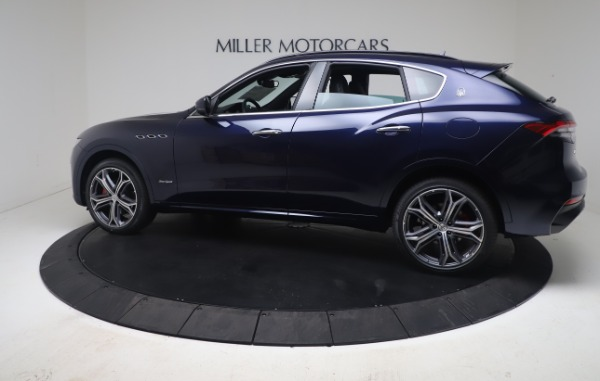 New 2021 Maserati Levante GranSport for sale Call for price at Pagani of Greenwich in Greenwich CT 06830 4