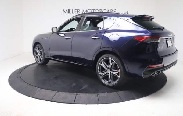 New 2021 Maserati Levante GranSport for sale Call for price at Pagani of Greenwich in Greenwich CT 06830 5