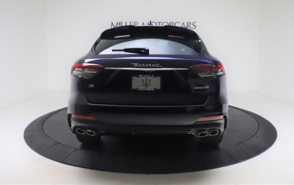 New 2021 Maserati Levante GranSport for sale Call for price at Pagani of Greenwich in Greenwich CT 06830 6