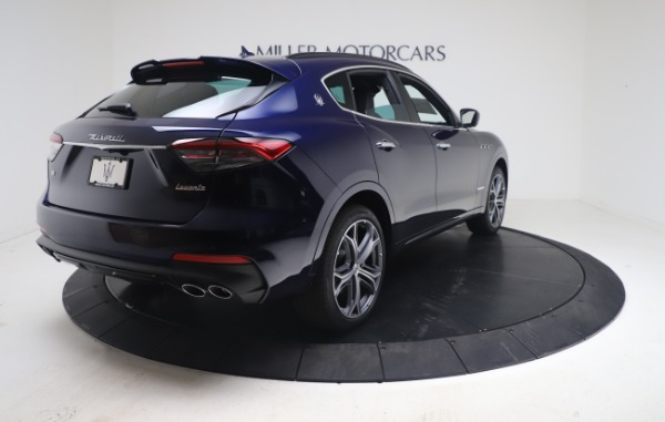 New 2021 Maserati Levante GranSport for sale Call for price at Pagani of Greenwich in Greenwich CT 06830 7