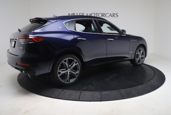 New 2021 Maserati Levante GranSport for sale Call for price at Pagani of Greenwich in Greenwich CT 06830 8