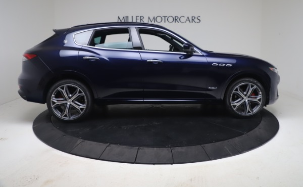 New 2021 Maserati Levante GranSport for sale Call for price at Pagani of Greenwich in Greenwich CT 06830 9
