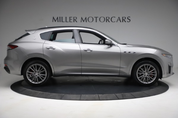 New 2021 Maserati Levante GranSport for sale Sold at Pagani of Greenwich in Greenwich CT 06830 11
