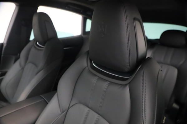 New 2021 Maserati Levante GranSport for sale Sold at Pagani of Greenwich in Greenwich CT 06830 18