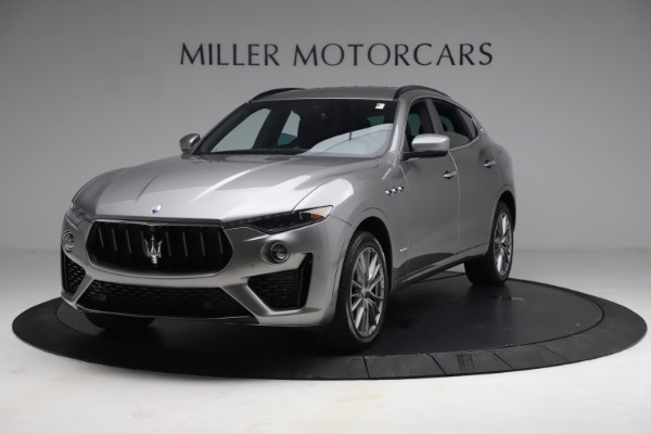 New 2021 Maserati Levante GranSport for sale Sold at Pagani of Greenwich in Greenwich CT 06830 2
