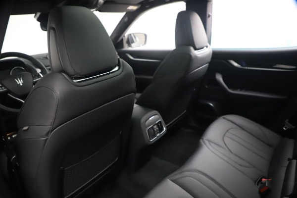 New 2021 Maserati Levante GranSport for sale Sold at Pagani of Greenwich in Greenwich CT 06830 20