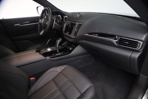 New 2021 Maserati Levante GranSport for sale Sold at Pagani of Greenwich in Greenwich CT 06830 24