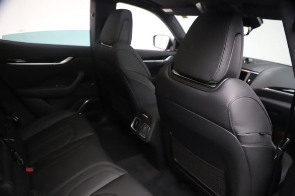 New 2021 Maserati Levante GranSport for sale Sold at Pagani of Greenwich in Greenwich CT 06830 27