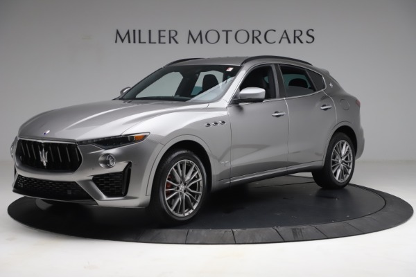 New 2021 Maserati Levante GranSport for sale Sold at Pagani of Greenwich in Greenwich CT 06830 3