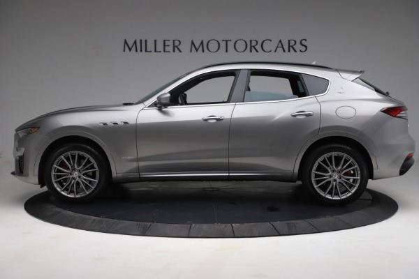 New 2021 Maserati Levante GranSport for sale Sold at Pagani of Greenwich in Greenwich CT 06830 4