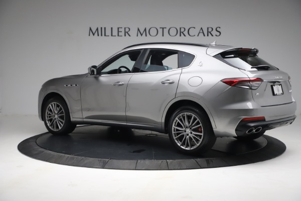 New 2021 Maserati Levante GranSport for sale Sold at Pagani of Greenwich in Greenwich CT 06830 5