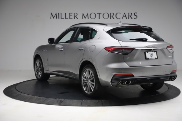 New 2021 Maserati Levante GranSport for sale Sold at Pagani of Greenwich in Greenwich CT 06830 6