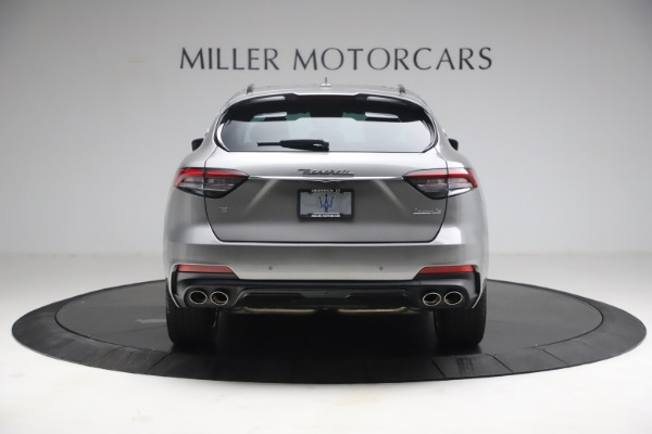 New 2021 Maserati Levante GranSport for sale Sold at Pagani of Greenwich in Greenwich CT 06830 7