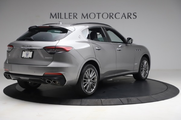 New 2021 Maserati Levante GranSport for sale Sold at Pagani of Greenwich in Greenwich CT 06830 8