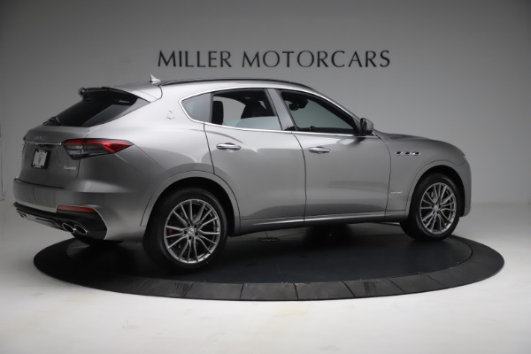 New 2021 Maserati Levante GranSport for sale Sold at Pagani of Greenwich in Greenwich CT 06830 9
