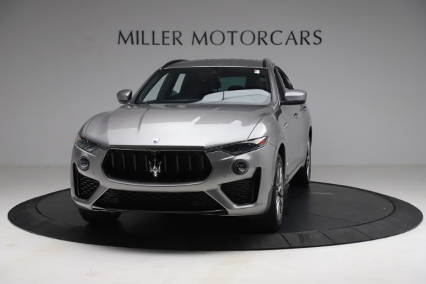 New 2021 Maserati Levante GranSport for sale Sold at Pagani of Greenwich in Greenwich CT 06830 1