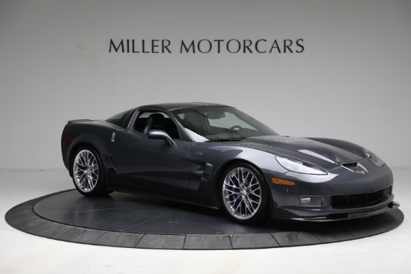 Used 2010 Chevrolet Corvette ZR1 for sale $85,900 at Pagani of Greenwich in Greenwich CT 06830 10