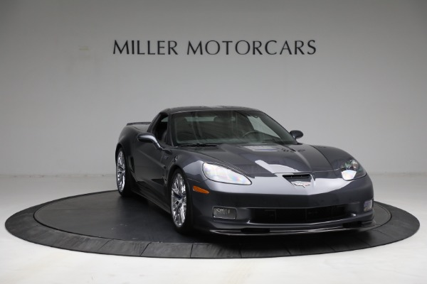 Used 2010 Chevrolet Corvette ZR1 for sale $85,900 at Pagani of Greenwich in Greenwich CT 06830 11