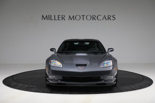 Used 2010 Chevrolet Corvette ZR1 for sale $85,900 at Pagani of Greenwich in Greenwich CT 06830 12