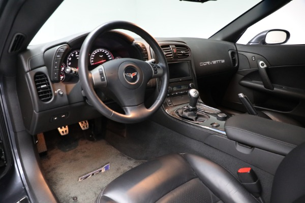 Used 2010 Chevrolet Corvette ZR1 for sale $85,900 at Pagani of Greenwich in Greenwich CT 06830 13