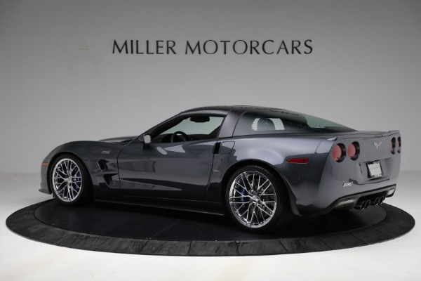 Used 2010 Chevrolet Corvette ZR1 for sale $85,900 at Pagani of Greenwich in Greenwich CT 06830 4