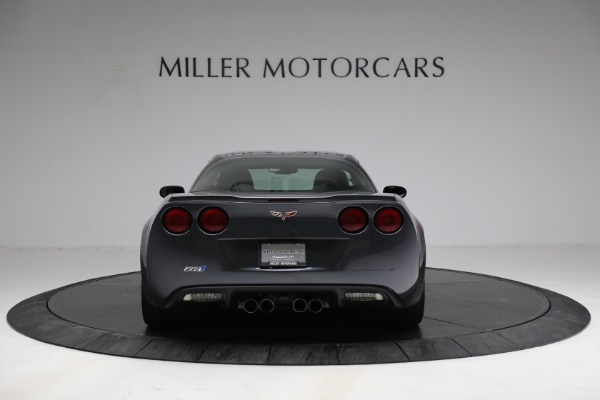 Used 2010 Chevrolet Corvette ZR1 for sale $85,900 at Pagani of Greenwich in Greenwich CT 06830 6