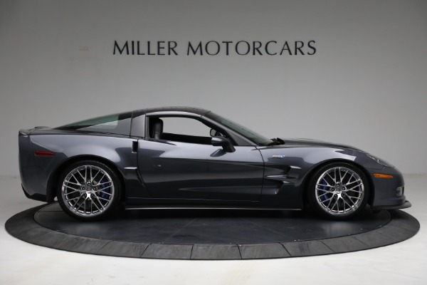 Used 2010 Chevrolet Corvette ZR1 for sale $85,900 at Pagani of Greenwich in Greenwich CT 06830 9