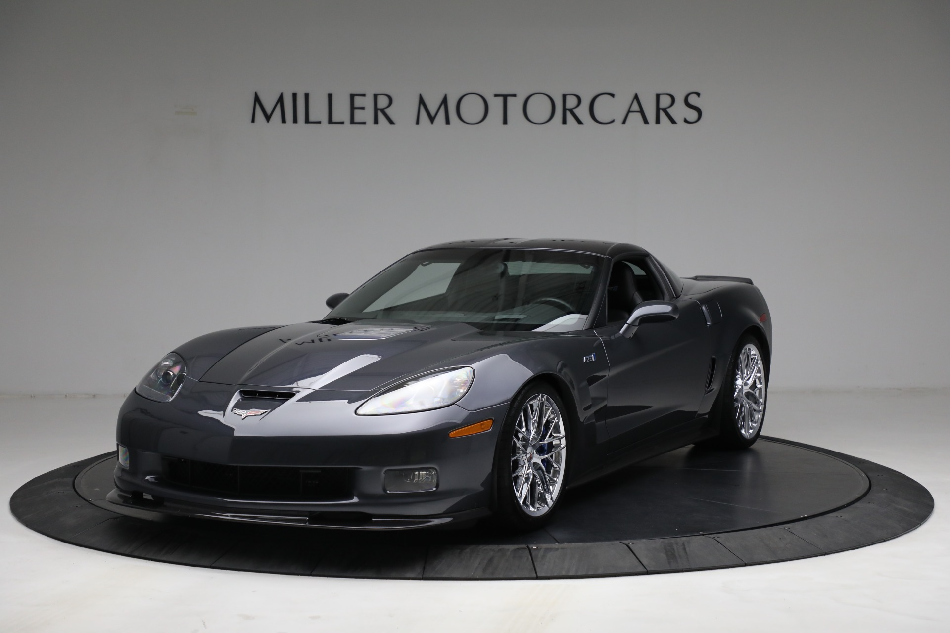 Used 2010 Chevrolet Corvette ZR1 for sale $85,900 at Pagani of Greenwich in Greenwich CT 06830 1