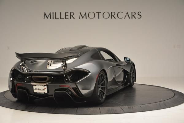 Used 2014 McLaren P1 for sale Call for price at Pagani of Greenwich in Greenwich CT 06830 10