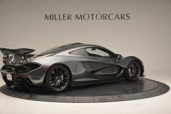 Used 2014 McLaren P1 Coupe for sale Call for price at Pagani of Greenwich in Greenwich CT 06830 11