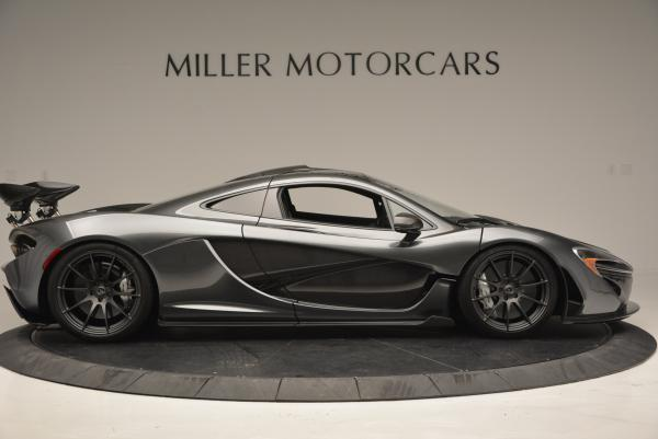 Used 2014 McLaren P1 Coupe for sale Call for price at Pagani of Greenwich in Greenwich CT 06830 12