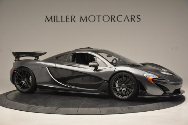 Used 2014 McLaren P1 Coupe for sale Call for price at Pagani of Greenwich in Greenwich CT 06830 13
