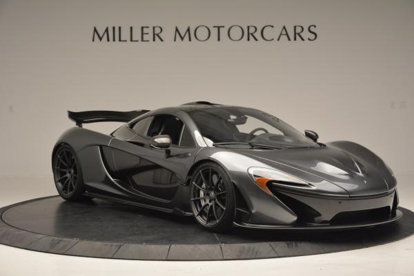 Used 2014 McLaren P1 Coupe for sale Call for price at Pagani of Greenwich in Greenwich CT 06830 14
