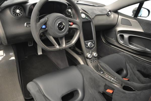 Used 2014 McLaren P1 for sale Call for price at Pagani of Greenwich in Greenwich CT 06830 15