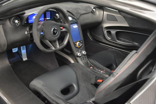Used 2014 McLaren P1 Coupe for sale Call for price at Pagani of Greenwich in Greenwich CT 06830 16
