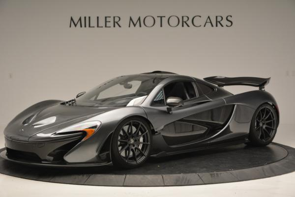 Used 2014 McLaren P1 Coupe for sale Call for price at Pagani of Greenwich in Greenwich CT 06830 2