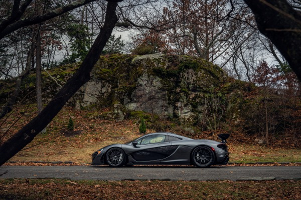 Used 2014 McLaren P1 Coupe for sale Call for price at Pagani of Greenwich in Greenwich CT 06830 21
