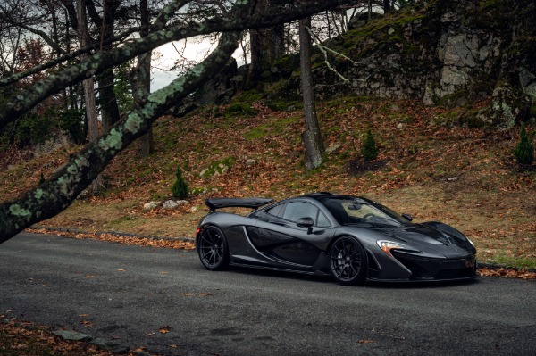 Used 2014 McLaren P1 Coupe for sale Call for price at Pagani of Greenwich in Greenwich CT 06830 22