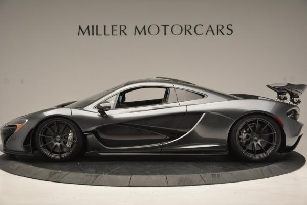 Used 2014 McLaren P1 Coupe for sale Call for price at Pagani of Greenwich in Greenwich CT 06830 3