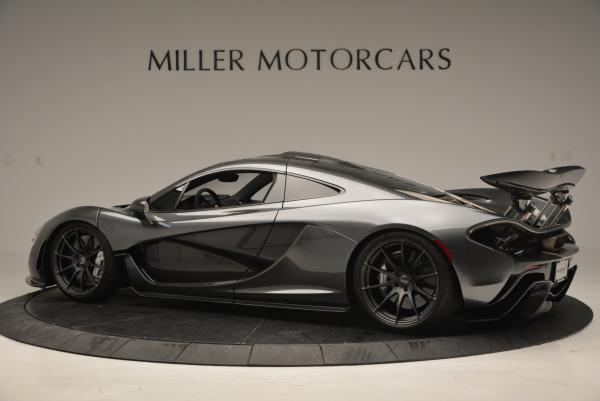 Used 2014 McLaren P1 Coupe for sale Call for price at Pagani of Greenwich in Greenwich CT 06830 4