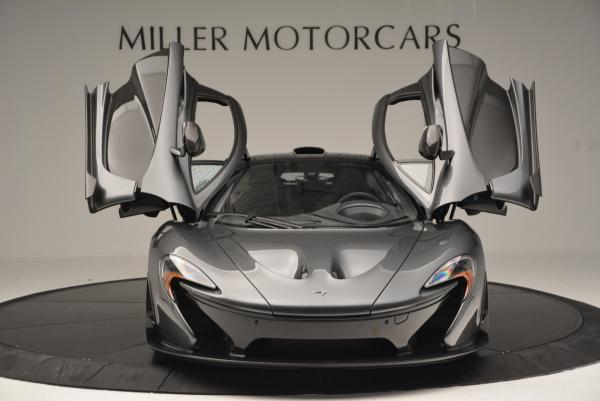 Used 2014 McLaren P1 Coupe for sale Call for price at Pagani of Greenwich in Greenwich CT 06830 6